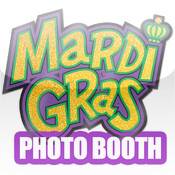 Mardi Gras Photo Image Booth - Share your Fat Tuesday Shrove Tues Mardi Gras Moments
