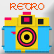 Retro Camera - Retro Pictures - Pixel Cam
