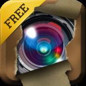 Shred FX Free - Shredded photo frames for Instagram