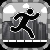 Stick Pixel Infinite Runner - The running of the pixel temple