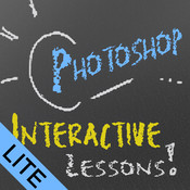 Photoshop Interactive Lessons Lite:more than 150 interactive lessons for Photoshop photoshop 8 0 cs