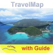 Seychelles HD - Travel Map Navigator