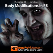 Photoshop CS5 405 - Body Modifications creating
