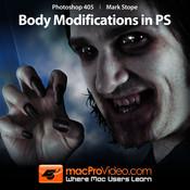 Photoshop CS5 405 - Body Modifications creating