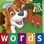 Kids First Words with Phonics: Preschool Spelling & Learning Game for Children