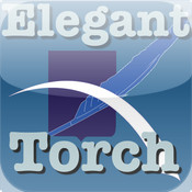 Elegant Torch: The Nightstand Companion