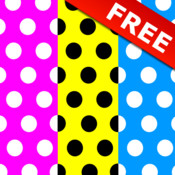 Polka Dot My Screen - FREE Wallpapers