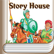 <Don Quixote> Story House (Multimedia Fairy Tale Book)