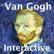 Van Gogh Interactive Art Gallery