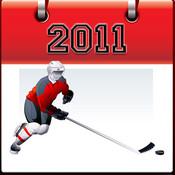 Live Pro Hockey Schedule - iHockeyCal Game Calendar 2011