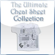 The Ultimate Cheat Sheet Collection (Maths) sheet