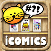 iComics for comics
