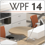 WPF 2014 Catalog black office furniture