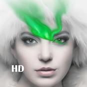 Art Mask Of Aurora