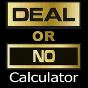 Deal Or No Calculator