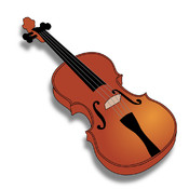 Violin Training Tool fingerboard