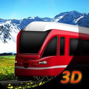 Alpine Train Simulator 3D rslogix simulator