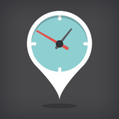 ETA - view driving times in current traffic to your favourite locations
