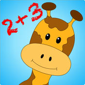 Safari Math Free – Addition and Subtraction game, Fun Mental Math Tricks for kids and adults!