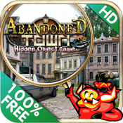 Abandoned Town - Free Hidden Object Game