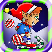 Elf not on Shelf Christmas Race Special by Flappy Fun Games