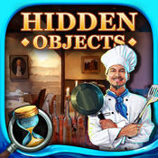 Hidden Objects - Restaurant Story