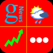 NOW - Best client for Google News, Real-time Stock, Weather