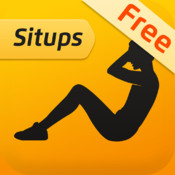 SitUps Guru Free - An Ultimate Fitness Training to Burn Your Rock Hard 6-Pack