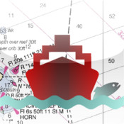 US Nautical Charts- NOAA - US Marine Charts app for sailing boating kayaking and fishing - USA