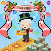 Donut Tycoon - the Board Game -