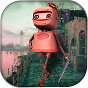 Girlbot Subway runner - A girl droid subway running & chase for love