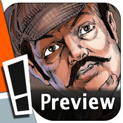 The Hound of the Baskervilles - the Graphic Novel - Preview graphic novel preview
