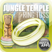 A Jungle Temple Ring Game - Top Ring Game LITE