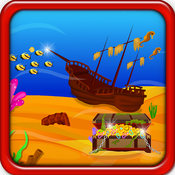Pirates Ship Treasure Hunt