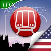 Washington Metro - Map & Route Planner