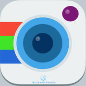 HaloPhoto Pro - Awesome Photo Editor & Insta Beauty Filters with Captions and Stickers