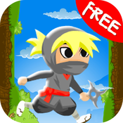 A Jump Ninjas: Running and Jumping Ninja Games FULL