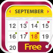 Woman Calendar-Period Tracker lite period
