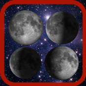 Moon Calendar - Sunrise/Sunset 2012 moon phase calendar
