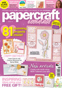 PAPERCRAFT ESSENTIALS – Packed with fun cards you can make in an evening packed presentation recovery