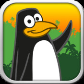 Penguin Run - The Jungle Adventure