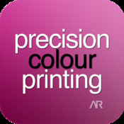 Precision Colour Printing AR tagged