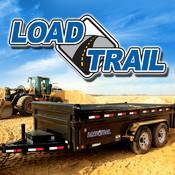 Trailer Builder by Load Trail fold up utility trailer