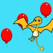 Dinotykes Balloon Bounce Count
