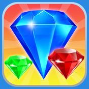 Jelly Diamond - New Jewel Diamond Puzzle Game