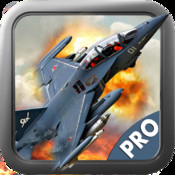 Metal Sky explosion Pro - TopGun Jet Fighter Battle to Victory PRO flight Simulator