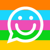 Wallpapers for WhatsApp, WeChat, LINE! wechat