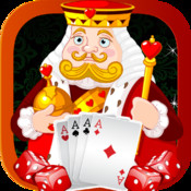 King`s Poker Casino - Dark Gambling With 6 Best PRO Poker Video Games