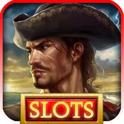 Pirates Slots- Journey to Paradise Treasure HD Edition
