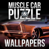 American Car Puzzle Pack & Wallpapers Pro